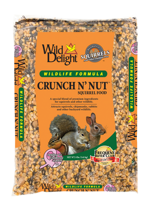 Wild Delight Crunch N' Nut® Squirrel Food