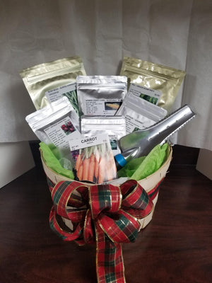 Deluxe Seed Gift Basket-36.99