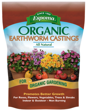 Espoma Earthworm Castings