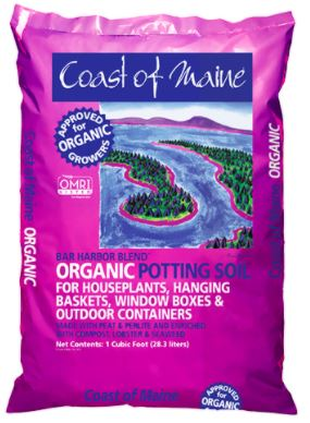 Bar Harbor Blend Organic Potting Soil