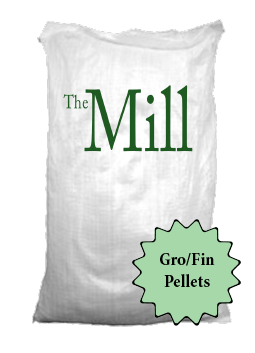 The Mill Gro/Fin 16 Pellet