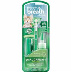 Fresh Breath Cat Total Care Kit 2-oz