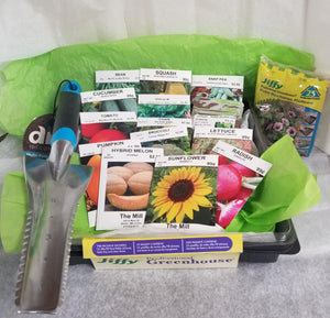Green Thumb Seed Starter Gift Pack-$49.99