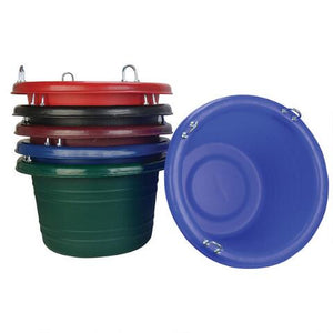 18-Qt, 3-Ring, Feeder - Mini