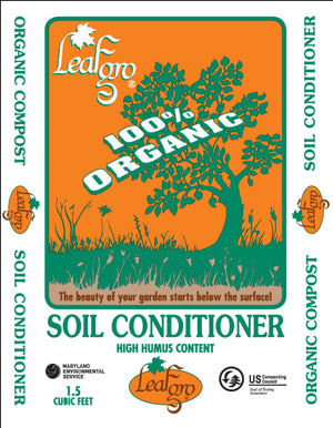 LeafGro Soil Conditioner
