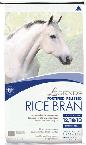 Rice Bran Fortified Pellets