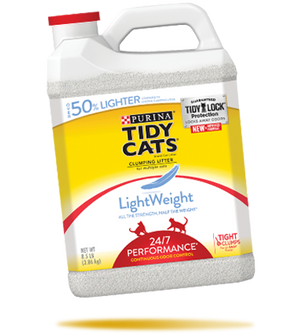 Tidy Cats 24/7 Light Weight Clumping Litter