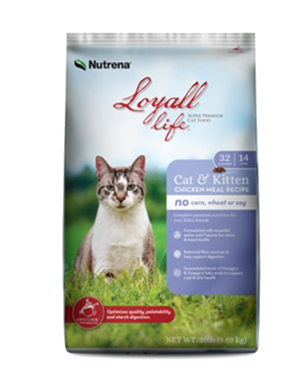 Loyall Life™ Cat & Kitten Chicken Meal