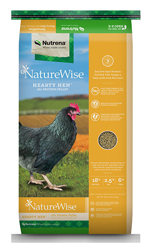 Nature Wise Hearty Hen- No Soy