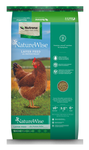NatureWise Layer Feed Pellets