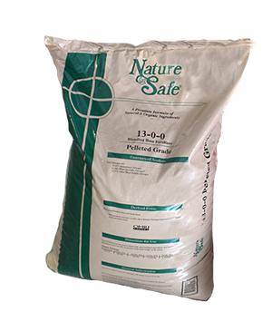 Nature Safe Fertilizer OMRI 13-0-0