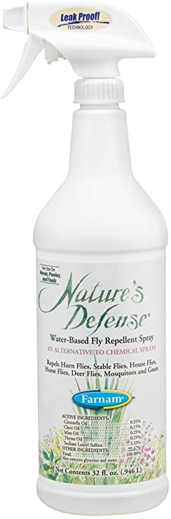 Nature's Defense Natural Fly Repellent