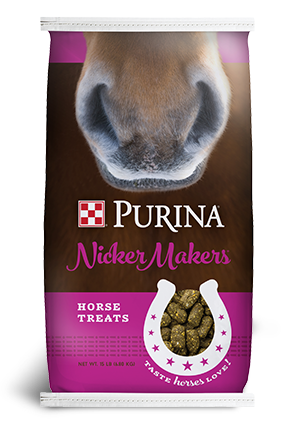Purina Horse Treats Nicker Makers
