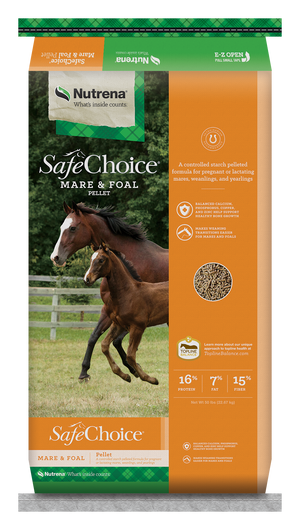 SafeChoice Mare and Foal Pellet