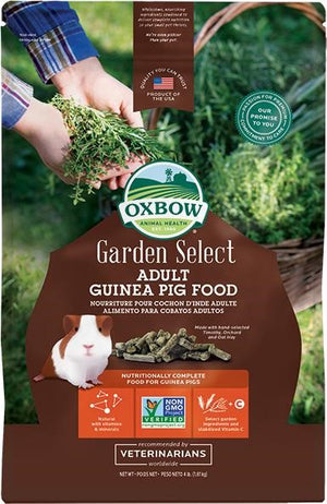 Oxbow Garden Select Guinea Pig Food