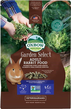 Oxbow Garden Select Rabbit Food