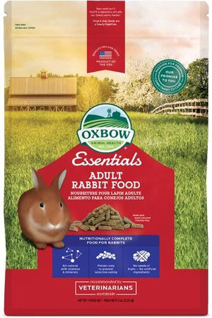 Oxbow Essentials Adult Rabbit Food