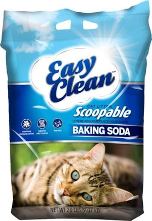 Pestell Easy Clean with Baking Soda Cat Litter