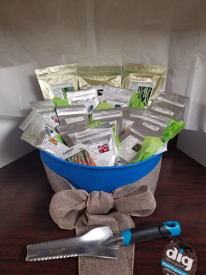Professional Seed Gift Basket -$74.99