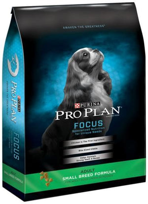 Purina Pro Plan Focus Small Breed Adult Dry Dog Food