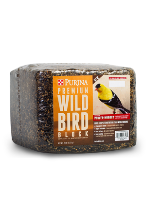 Purina Premium Wild Bird Block