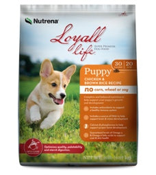 Loyall Life Puppy Chicken & Brown Rice