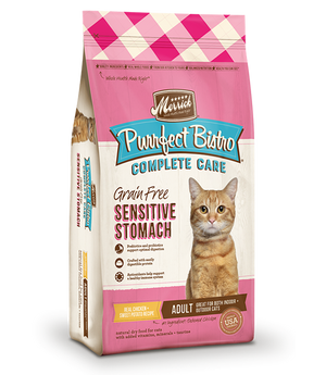 Purrfect Bistro Grain Free Sensitive Stomach Recipe Dry Cat Food
