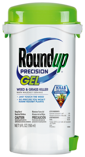 Roundup Precision Gel Weed & Grass Killer