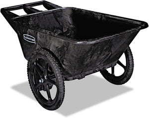 7.5-cft Wheel Cart