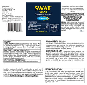 SWAT® Fly Repellent Ointment