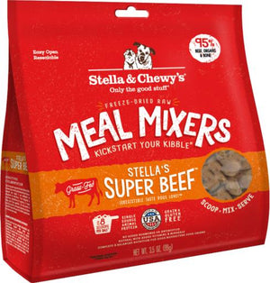 Stella & Chewy's Super Beef Freeze Dried Meal Mixers