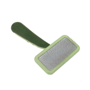 Soft slicker brush for dogs