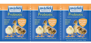 Sav-A-Chick Probiotics