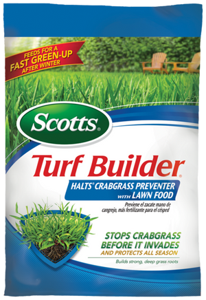 Scotts Crabgrass Preventer