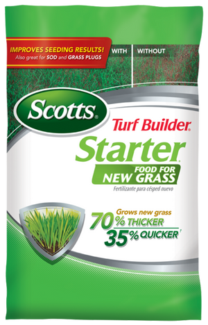 Scotts Turf Starter