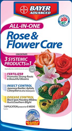Bayer Rose and Flower Care