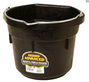 12-Qt Rubber Bucket