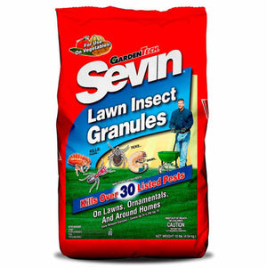 Sevin Lawn Insect Granules
