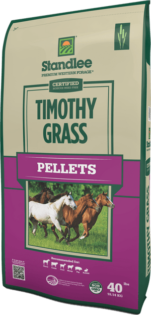 Timothy Grass Pellets
