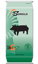 Sunglo 16-G with Oats