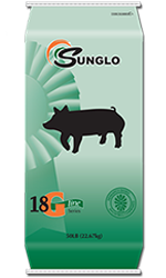 Sunglo 18-G with Oats
