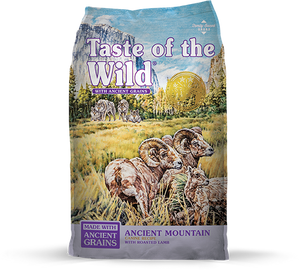 Taste of The Wild Ancient Mountain with Roasted Lamb Dog Food