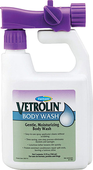 Vetrolin® Body Wash