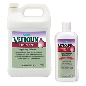 Vetrolin® Liniment Gel with Hyaluronic Acid
