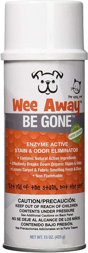 Be Gone Stain & Odor Eliminator