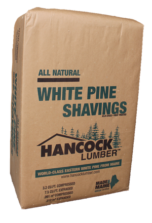 "White Pine Shavings (""in The Paper Bag"")"