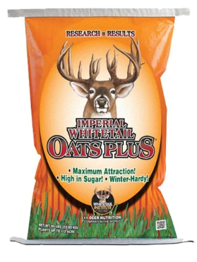 Whitetail Deer Forage Oats