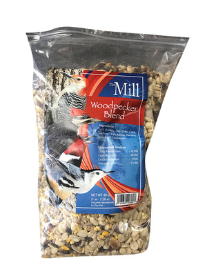 The Mill Woodpecker Blend Bird Seed