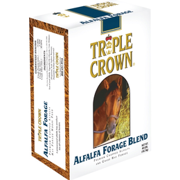 Triple Crown Alfalfa Forage