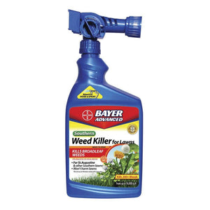 Bayer Lawn Weed Killer Ready-To-Use Spray